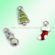 Christmas Epoxy Charms images