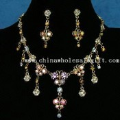Costume Jewelry Set images