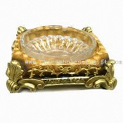 Polyresin AshTray Available in Customized Style images