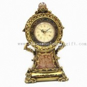 Polyresin Clock images