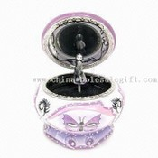 Polyresin Music Box images