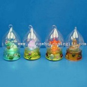 Polyresin Musical Waterball Bulbs images