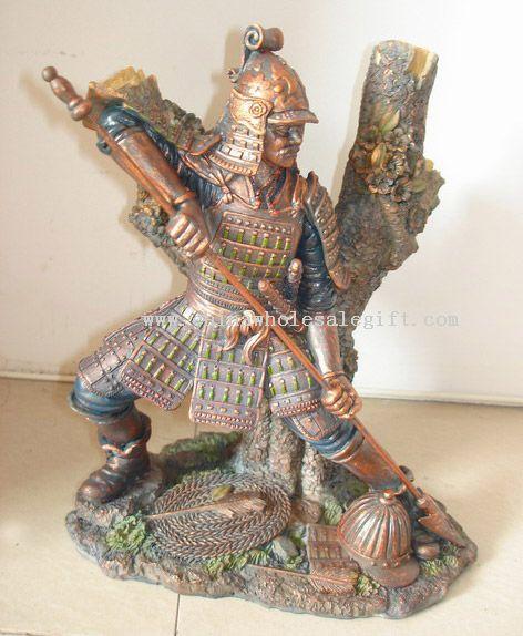 Resin Samurai