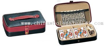 Box With playing card