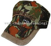 Canvas and suede on visor Baseball cap images