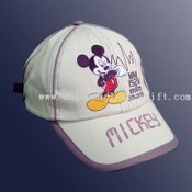 Cotton Twill Brushed Embroidered Baseball Cap images