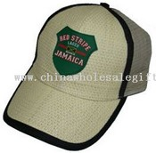 Straw material on front and mesh on backside Baseball cap images