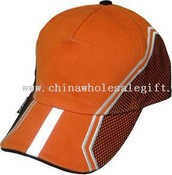 brushed cotton twill and mesh Baseball cap images
