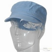 Enzyme Washed Cotton Twill Army Cap images