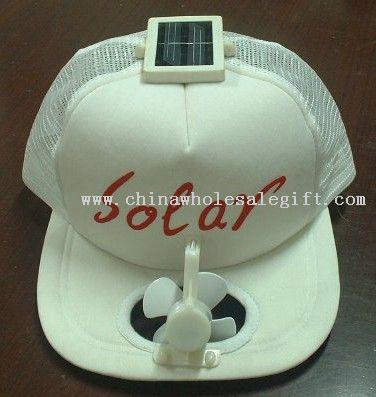 Mono(Multi)crystalline Solar Fan Cap