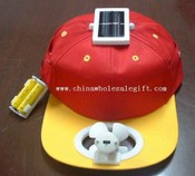 Mono (Multi) krystaliczny Solar Fan Cap (Dual Power) images