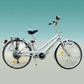 Five-speed Electric Bike images