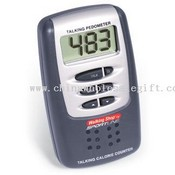 Walking Shop Talking Calorie Counter Pedometer images