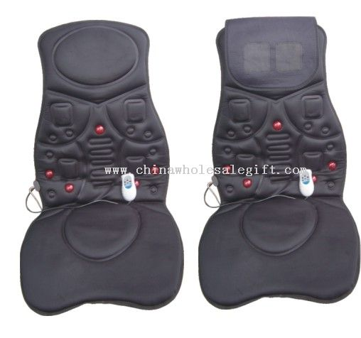 Microcomputer magnetic massage cushion