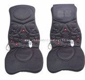 Microcomputer magnetic massage cushion images