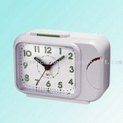 Analog Radio-Controlled/Standard Alarm Clock images