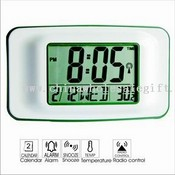 RADIO CONTROLLED LCD CLOCK images