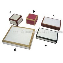 Wooden Watch Boxes images