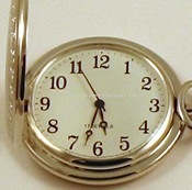 Mechanical Wind Up Pocket Watch images