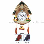 House Shape Wall Clock images