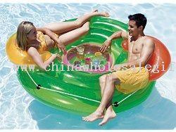 Sip N Swim Floating Island