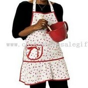 Jessie Steele Retro Cherry Apron - Exclusive - One Size images