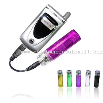 Portable Emergency Mobile Phone Battery Charger