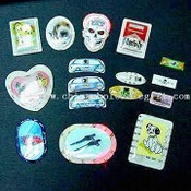 Mobile Phone Flashing Stickers/Plates images
