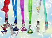 Mobile Phone Strap For M-ZONE images