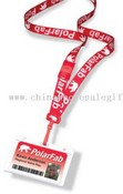 Lanyard with Badge Holder images