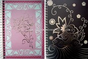A4 Hard Back Cover Spiral Notebook images