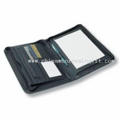 A5 Zippered Writing pad images