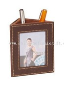 Faux Leather Pen Holder images