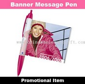 Banner Message Pen images