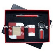 Promotion pen sets including keychain pen lighter ashtray images