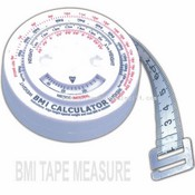 BMI Tape Measure and body measure tool images