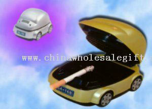 Mini-Car Shape SMOKELESS ASHTRAY