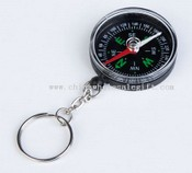 keychain with compass images