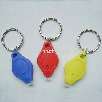 Novelty LED Keychain Lights