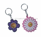 PVC Keychain-flower image series images