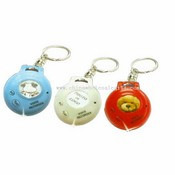 Recording Keychain images