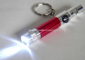 LED keychain with whistle images
