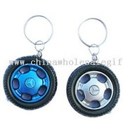 Tire light keychain images