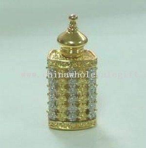 alloy perfume bottle
