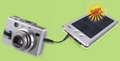 Mobile Phone Solar Battery Charger images