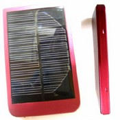 Solar charger Built in Battery images