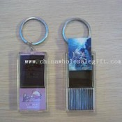 Solar LCD Keychain images
