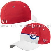 Reebok New Jersey Nets Cut and Sew Cap images