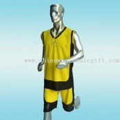 Basketball Jersey and Shorts Set images