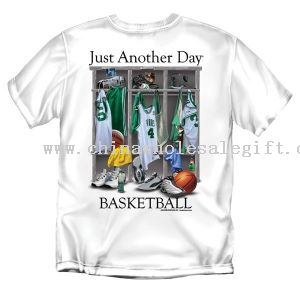 Just Another Day...Basketball T-shirt